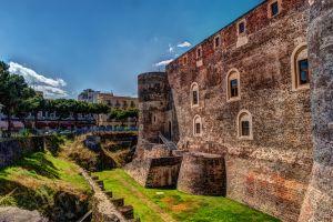 La storia del Castello Ursino, il castello di Catania che...ha cambiato posizione!