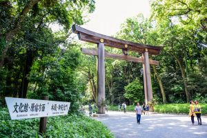 Meiji-Jingu : un hommage au couple impérial