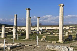 Localizzato il teatro di Pella dove Euripide mise in scena la sua ultima tragedia