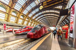 Mobilità sostenibile con Italo e MiMoto