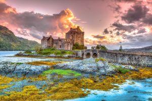 Avec la chute de la livre sterling il est temps de partir en Écosse