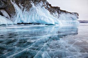 Les lacs gelés enclin à disparaitre ?