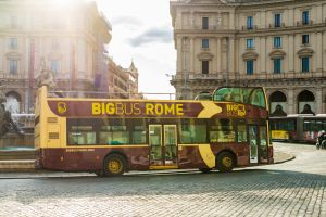 Da quest'anno il centro di Roma è off limits per i pullman turistici