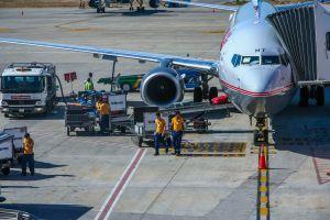 Turquie: une tornade détruit tout sur le tarmac de l'aéroport