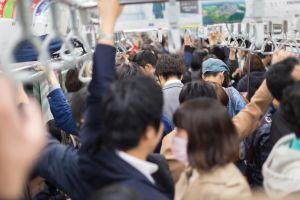 Au Japon, on désengorge le métro avec des nouilles et des beignets