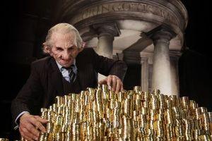 Découvrez la banque des sorciers au studio Harry Potter