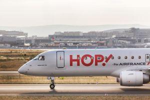Novità: il brand HOP! diventa Air France HOP