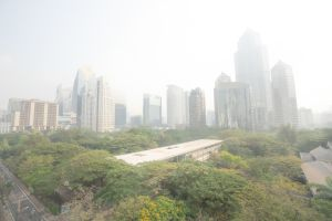 A Bangkok, des écoles sont fermées à cause de la pollution