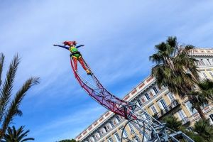 Carnaval de Nice is heating up the South of France
