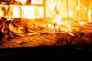 La Nouvelle-Zélande victime d'un terrible incendie