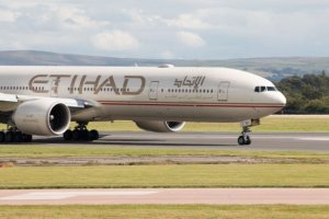 Etihad Airways fait voler un premier avion au biocarburant