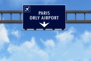 Plus de Sud ni d'Ouest à l'aéroport d'Orly, mais des portes 1,2,3 et 4
