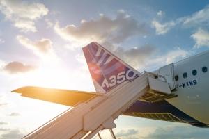 Qatar Airways utilise un Airbus A350-900 pour desservir Nice