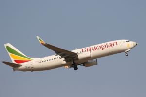 Ethiopian Airlines arrive à Marseille