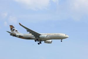 Etihad Airways vole sans plastique à bord