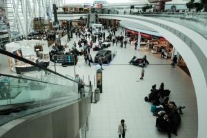 Opération séduction avec les touristes chinois à l'aéroport de Budapest