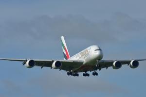 Le vol de plus court du monde en A380 avec Emirates