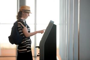 Les passagers d'Air Canada obligés de fournir un contact pendant l'enregistrement