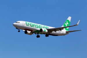 L'éco-pilotage avec Transavia