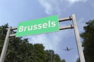 9 heures pour un vol Bruxelles-Bruxelles
