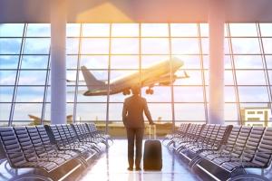 Aéroport CDG   une application pour se faire livrer des repas en salle d'embarquement