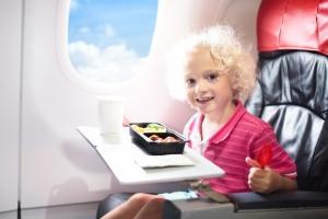 De nouveaux menus enfants chez Lufthansa