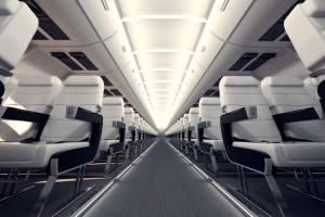 Airbus imagine les cabines d'avion en 2030