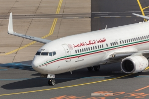 Aéroport d'Orly  un avion de Royal Air Maroc évacué à cause d'un dégagement de fumée