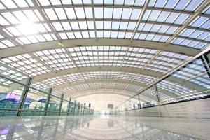 Plus grand aéroport du monde inauguré à Pékin