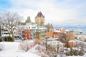 Carnaval Québec  Paris-Québec avec Air Transat