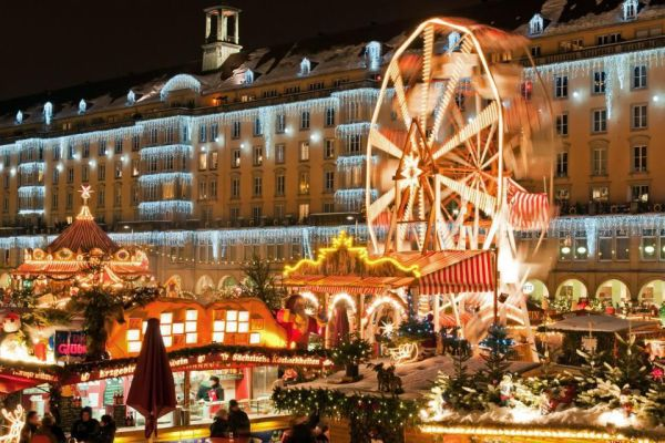 The ultimate guide to Europe's quirky Christmas markets