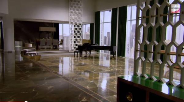 Fifty Shades Christian Grey 39 S Escala Apartment Removed