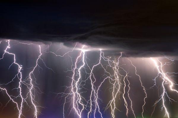Un orage éternel