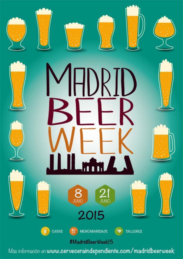 La semana más cervecera de Madrid