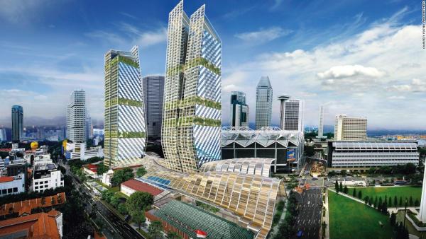 Futuristes De Singapour