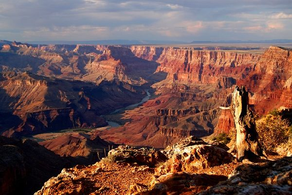 1. Visit the Grand Canyon