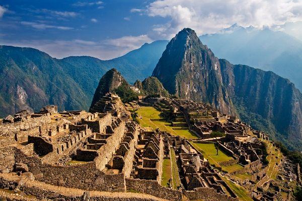 3. Trek to Machu Picchu