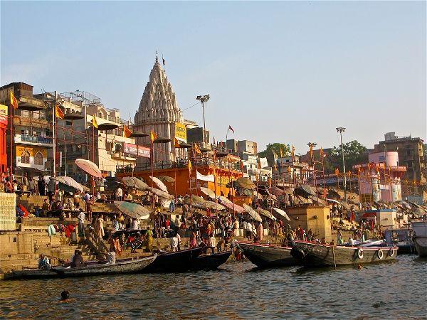 1. Varanasi, India