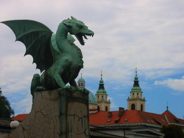 Liubliana y el monstruo
