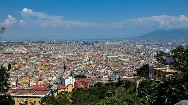 Nápoles y las sirenas
