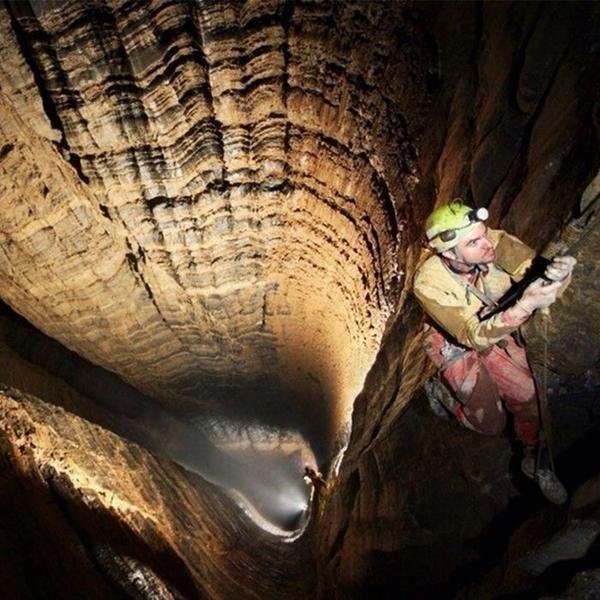 Cueva de Voronia (Georgia)