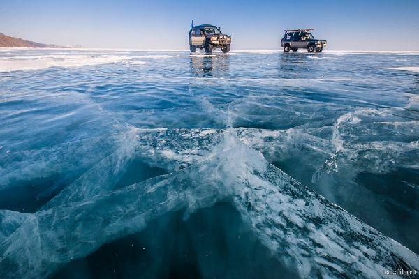 Lago Baikal (Siberia)