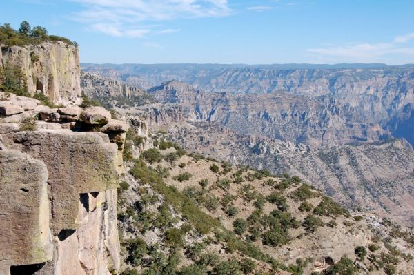 Copper Canyon, Mexique