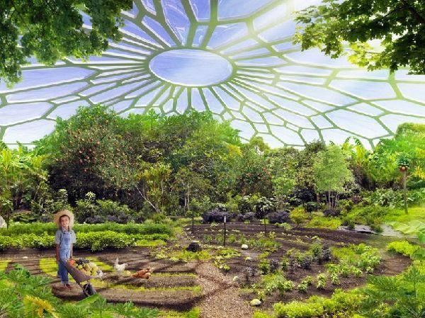 El futuro Hyperions, un barrio ecológico en Nueva Delhi 7