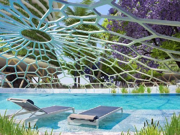 790549 El futuro Hyperions, un barrio ecológico en Nueva Delhi NOTICIAS VARIOS