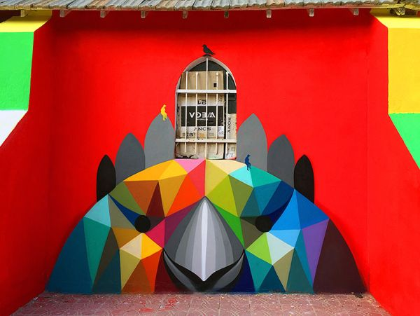 Autor: Okuda San Miguel