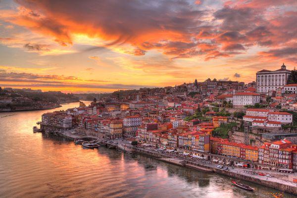 Porto on the Douro