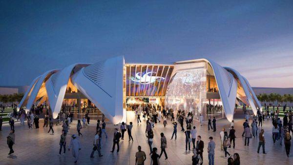 L'une des plus grandes icônes de l'Expo 2020