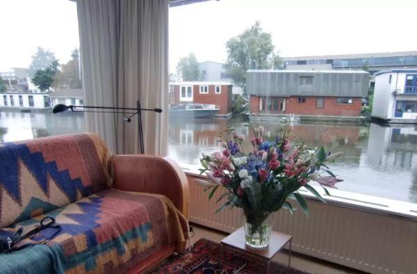 I 10 migliori airbnb per gli amanti dei gatti easyviaggio for Stanze ad amsterdam