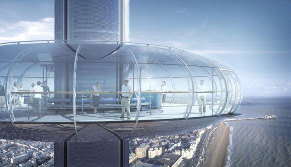Tour d'observation British Airways i360